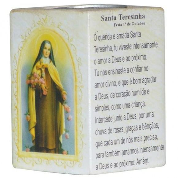 SANTA TEREZINHA P/VELA 7,5CM