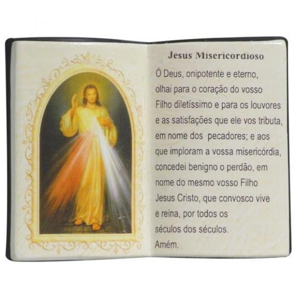 JESUS MISERICORDIOSO LIVRO P/CANETA 14X1