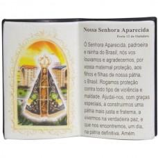N.SRA APARECIDA LIVRO 10X08CM