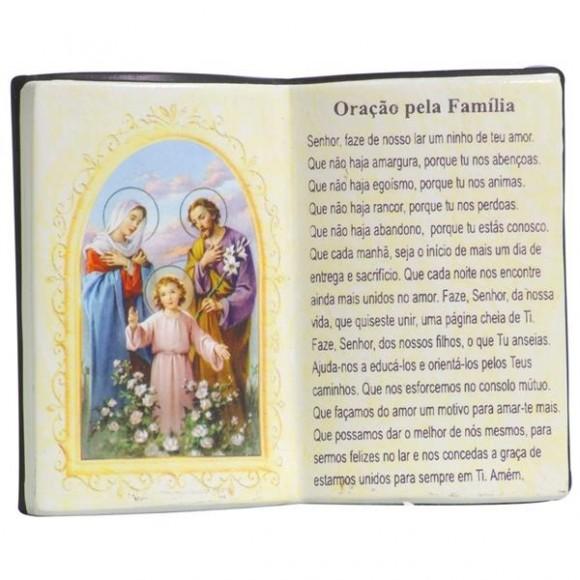 SAGRADA FAMILIA LIVRO 10X08CM
