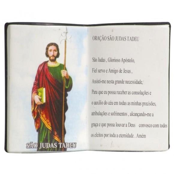SAO JUDAS TADEU LIVRO P/CANETA 14X11CM