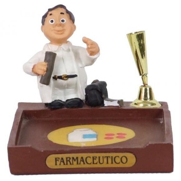 FARMACEUTICO P/PAPEL/CANETA 8 CM