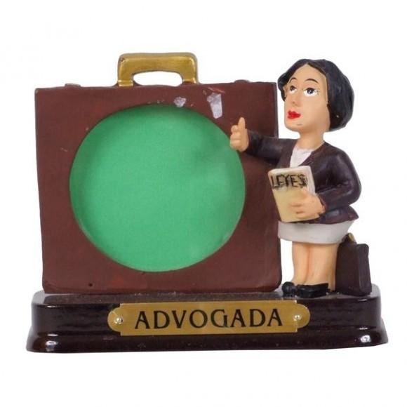 ADVOGADA PORTA FOTO 8 CM