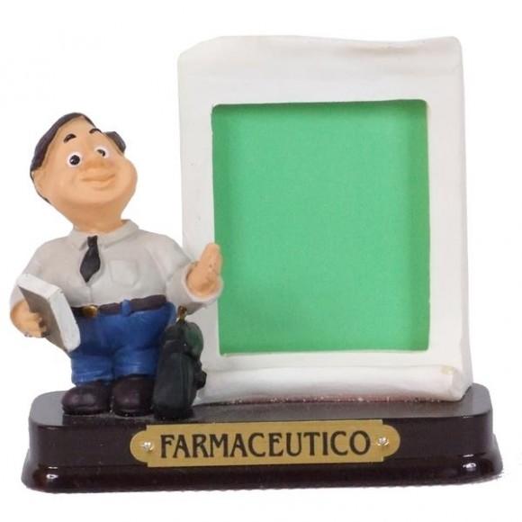 FARMACEUTICO PORTA FOTO 8 CM