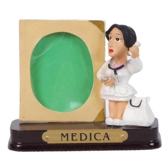 MEDICA PORTA FOTO 8 CM
