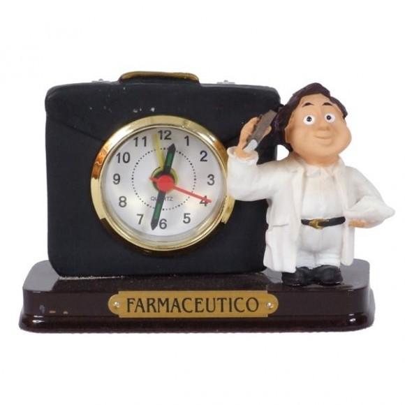 FARMACEUTICO RELOGIO 8 CM