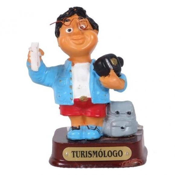 TURISMOLOGO 8 CM