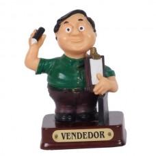 VENDEDOR 8 CM
