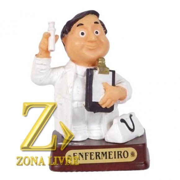 ENFERMEIRO 8 CM